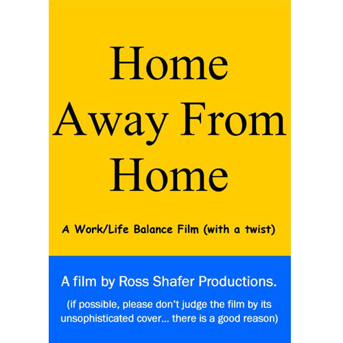 Home Away from Home DVD - Ross Shafer