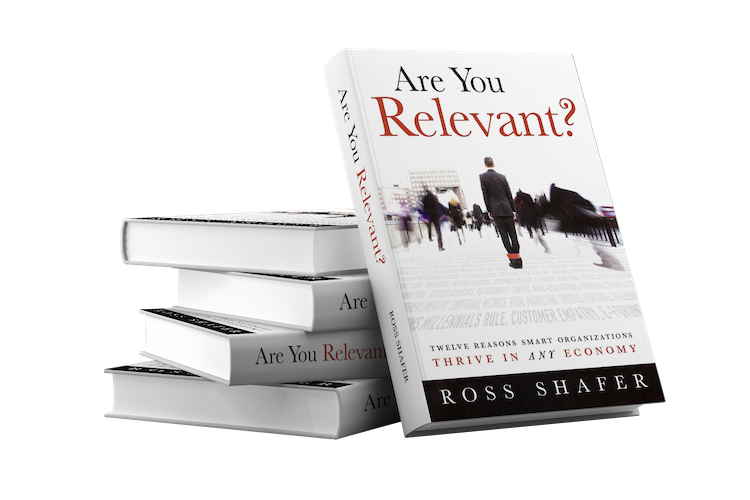 Are You Relevant Book