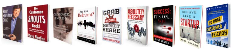Ross Shafer Books
