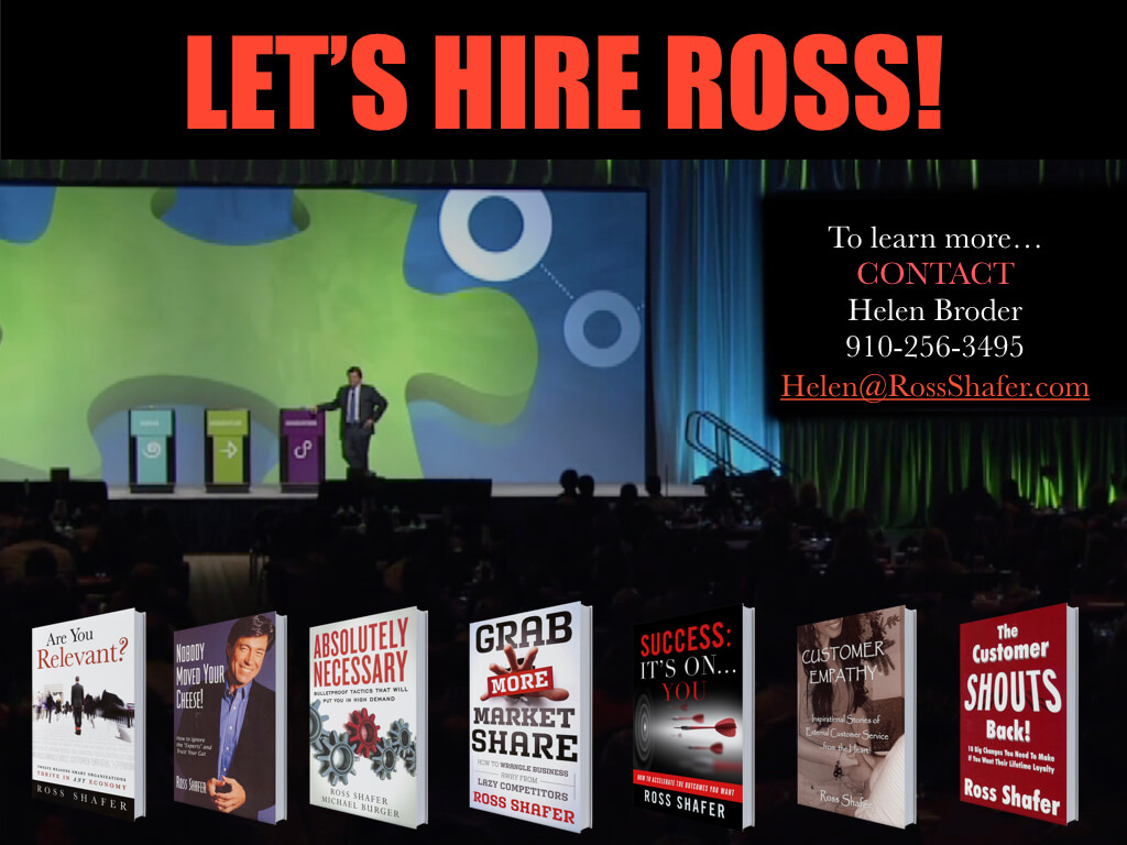 Why Hire Ross?